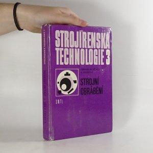 náhled knihy - Strojírenská technologie 3. Strojní obrábění