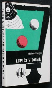 náhled knihy - Lupiči v domě