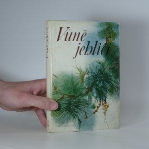 náhled knihy - Vůně jehličí