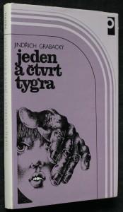 náhled knihy - Jeden a čtvrt tygra