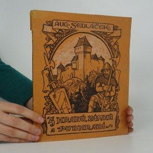 náhled knihy - Z hradů, zámků a podhradí
