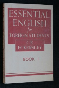 náhled knihy - Essential english for foreign students