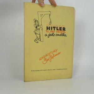 náhled knihy - Hitler a jeho smečka