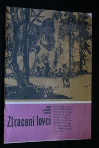 náhled knihy - Ztracení lovci