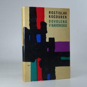 náhled knihy - Dovolená v Bavorsku