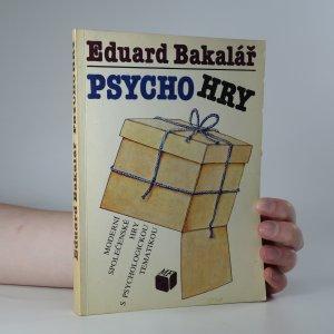 náhled knihy - Psychohry. Moderní společenské hry s psychologickou tematikou.