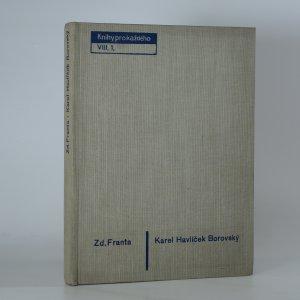 náhled knihy - Poučení občanům. Výbor ze spisů Karla Havlíčka Borovského.