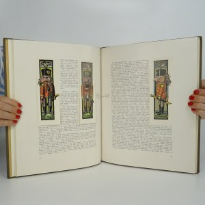 antikvární kniha Volné směry. Hanus Schwaiger, neuveden