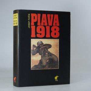 náhled knihy - Piava 1918