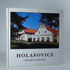 náhled knihy - Holašovice. Selské baroko.