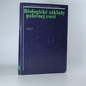 náhled knihy - Biologické základy poľovnej zveri
