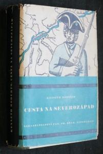náhled knihy - Cesta na severozápad