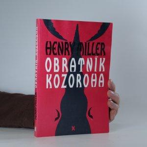 náhled knihy - Obratník Kozoroha