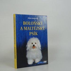 náhled knihy - Boloňský a maltézský psík