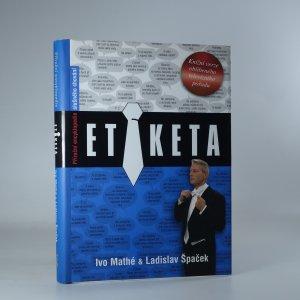 náhled knihy - Etiketa