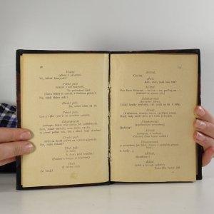 antikvární kniha Cyrano de Bergerac , neuveden