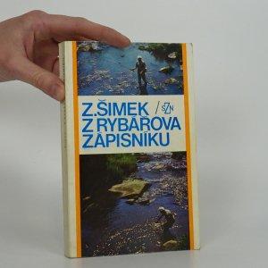 náhled knihy - Z rybářova zápisníku