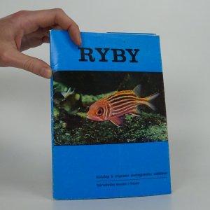 náhled knihy - Ryby : Katalog k expozici zoologického oddělení Nár. muzea v Praze