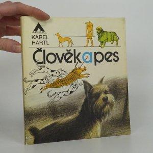 náhled knihy - Člověk a pes
