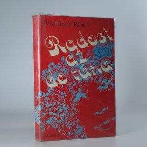 náhled knihy - Radost až do rána