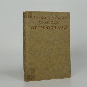 náhled knihy - Z kouzla světelných nocí