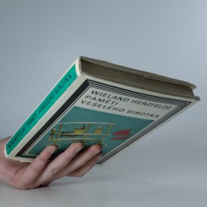 antikvární kniha Paměti veselého sirotka, 1975