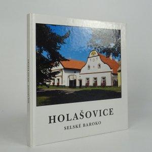 náhled knihy - Holašovice - selské baroko