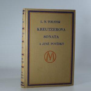 náhled knihy - Kreutzerova sonata a jiné povídky