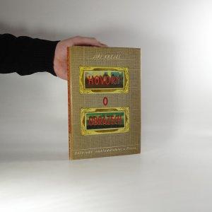 náhled knihy - Hovory o obrazech