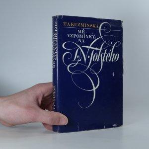náhled knihy - Mé vzpomínky na L.N. Tolstého