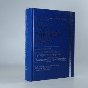 náhled knihy - Nový zákoník práce