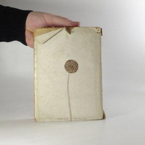 antikvární kniha zlaté mládí, neuveden