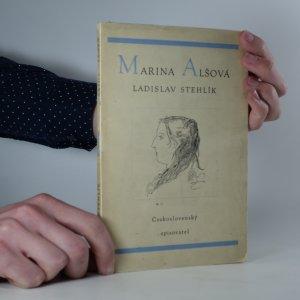 náhled knihy - Marina Alšová