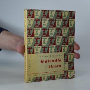 náhled knihy - O divadlo života