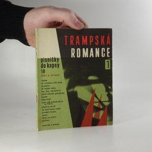 náhled knihy - Trampská romance 1. Zpěv a kytara