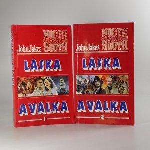 náhled knihy - Láska a válka (2 díly), 1992