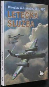 náhled knihy - Letecká služba : vzpomínky na méně známý život československých letců u královského letectva