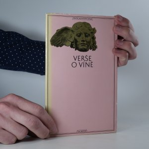 náhled knihy - Verše o víně