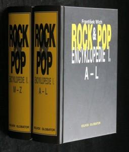 náhled knihy - Rock & pop : encyklopedie, 2 svazky