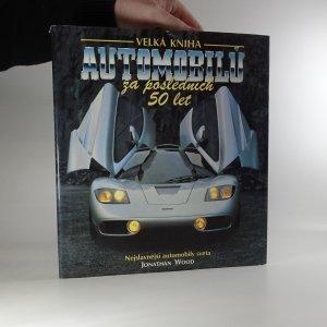 náhled knihy - Velká kniha automobilů