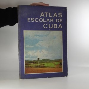 náhled knihy - Atlas escolar de Cuba