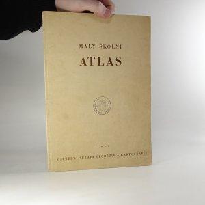 náhled knihy - Malý školní atlas