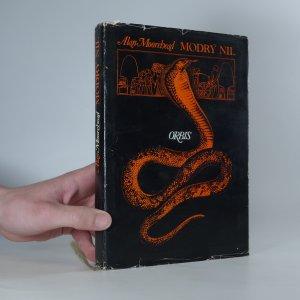 náhled knihy - Modrý Nil