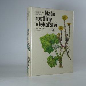 náhled knihy - Naše rostliny v lékařství