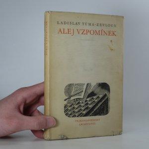náhled knihy - Alej vzpomínek