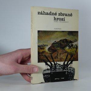 náhled knihy - Záhadné zbraně hrozí