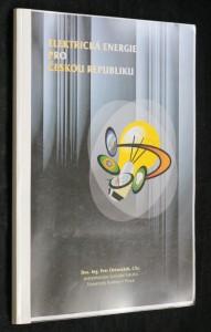 náhled knihy - Elektrická energie pro Českou republiku