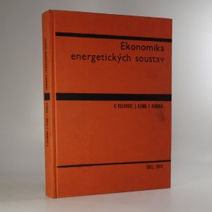 náhled knihy - Ekonomika energetických soustav