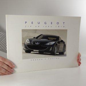 náhled knihy - Peugeot, již od roku 1810