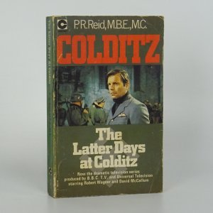 náhled knihy - The Latter Days At Colditz